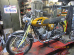 1969 BS 350 GTR