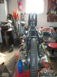 175 SR Factory Racer Restoration Progress