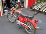 1965 BS 60 Sport Restoration