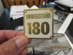 Bridgestone 180 Emblem