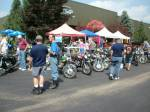 2012 Curtis Museum Bike Show