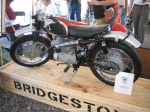 Mid-Ohio Vintage Days. Bridgestone club tent