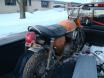 BS Ram Jet Mini bike