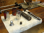 SHOCKS COMPONENTS PRE ASSEMBLY