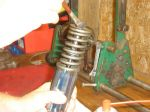 Lube shock parts