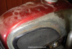 Fuel Tank when we started!  Click on photo for more....