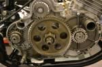 Gears timed.