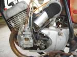 1970 175 cc dual twin
