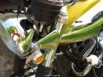 '70 GTO Chrome Detail