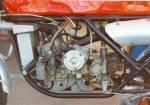 BS EJR2 factory racer engine