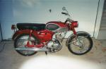 1968 Bridgestone 90 Sport