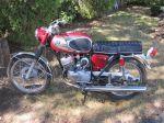 Paul's 1968 BS175 Restoration