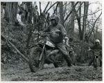 My Dad racing his Taka